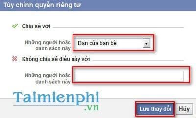 cach tat thong bao sinh nhat tren facebook