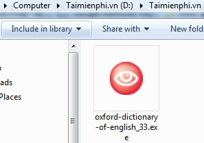 cai dat oxford dictionary