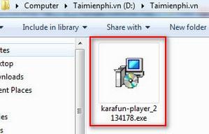 Hướng dẫn, cách cài đặt và sử dụng Karafun Player