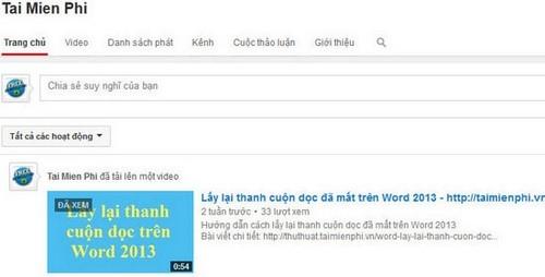 cat video youtube online