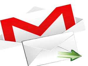 fordward email trong gmail