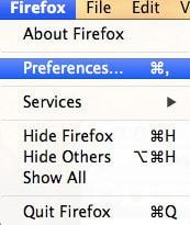 Khôi phục lại tab vừa đóng trong Chrome, Firefox, Opera và Safari trên máy Mac