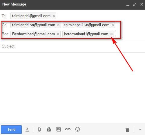 Phân biệt CC và BCC trong email  2
