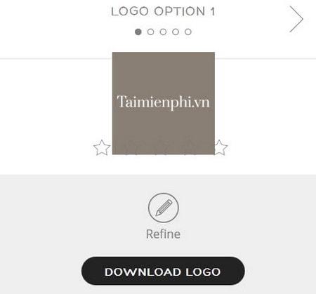 Cách tạo logo online bằng Design Rails