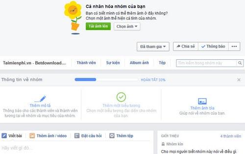 Hướng dẫn, cách tạo nhóm trên Facebook, tạo group trên facebook