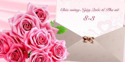 Thiệp 8/3, bộ sưu tập thiệp chúc mừng ngày quốc tế phụ nữ đẹp và ý nghĩa 6
