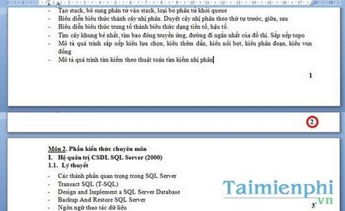 cach xoa trang trang trong word 2010