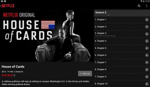 Top 5 áp dụng xem phim online trên Android, iPhone, Windows Phone