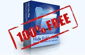 giveaway hide folders