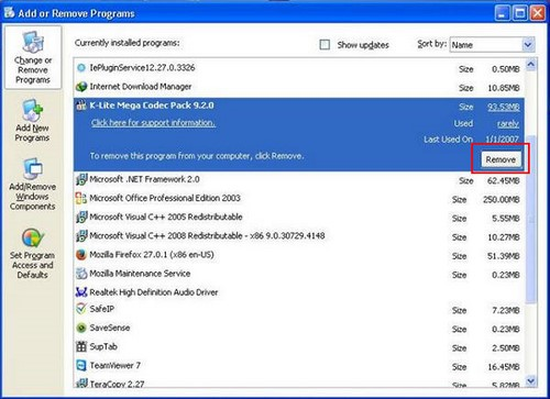 Cách gỡ bỏ chương trình trên máy tính Windows 10, 8.1/8, 7,Vista, XP 18