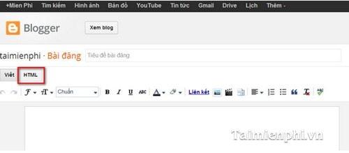 Cách chèn, thêm nhạc vào Blog đơn giản