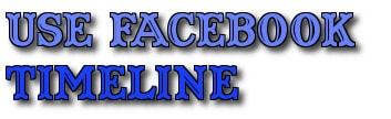 Facebook - Hướng dẫn dùng Timeline Facebook