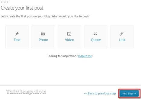 Cách thiết kế, tạo blog Wordpress