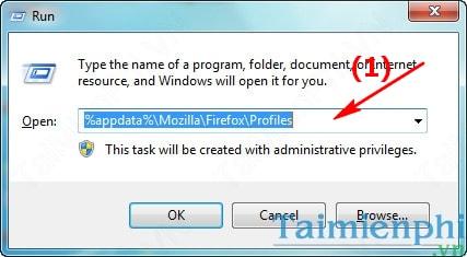 Fix lỗi Firefox is Already Running but is Not Responding