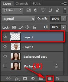 Cách làm mịn da bằng Photoshop 10