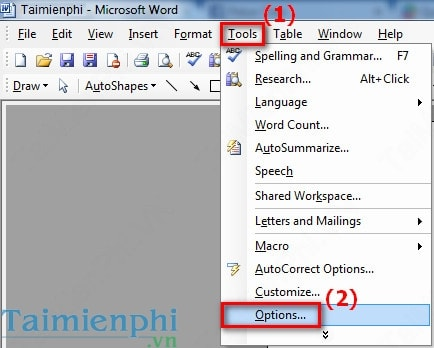 How to add letters to page numbers in word