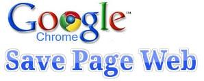 Google Chrome - Cách lưu lại các trang Web đang mở