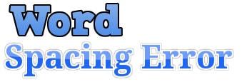 Hướng dẫn sửa lỗi cách chữ trong Word 2003