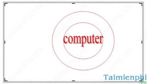 Hướng dẫn tạo Logo con dấu đơn giản với WORD & PAINT 5