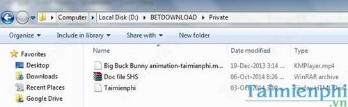 Đặt mật khẩu thư mục, bảo vệ folder trên máy tính không cần phần mềm 7