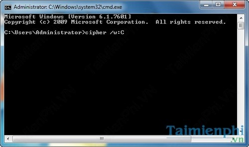 how to delete data from computer permanently