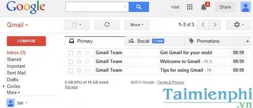 Giúp mình cách tạo tài khoản Gmail nhanh nhất?