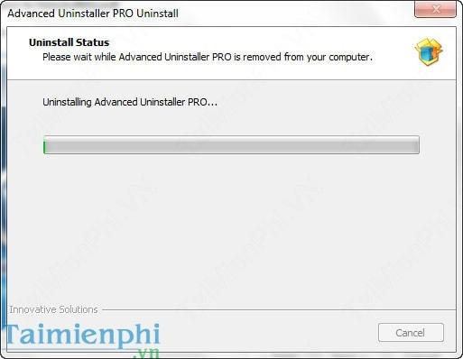 Cách gỡ phần mềm bằng Your Uninstaller, xóa tận gốc file thừa, lỗi trên máy tính 2