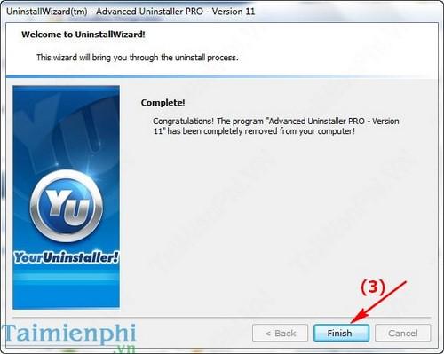 Cách gỡ phần mềm bằng Your Uninstaller, xóa tận gốc file thừa, lỗi trên máy tính 3