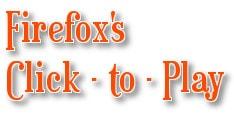 Firefox - Bật tính năng