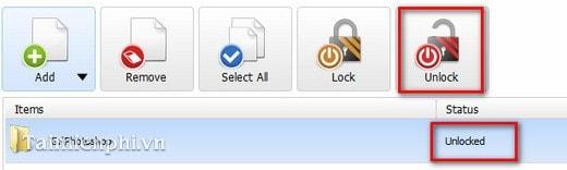 Cài pass cho Folder, đặt mật khẩu cho Folder, có hướng dẫn 5