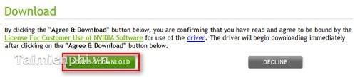Cập nhật card NVIDIA, update driver card màn hình NVIDIA mới nhất 4
