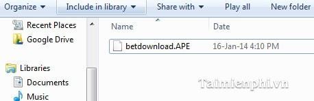 doc, mo file ape