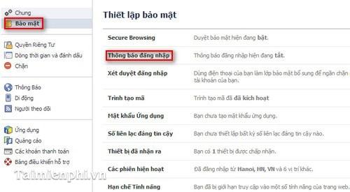 Tại đây bạn có thể chọn mục Email hoặc là Tin nhắn văn bản/Thông báo nhắc  nhở hoặc là cả 2 rồi ấn Lưu thay đổi là được.