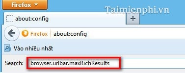 Xóa URL tự động gợi ý trên trình duyệt Firefox, Chrome, IE