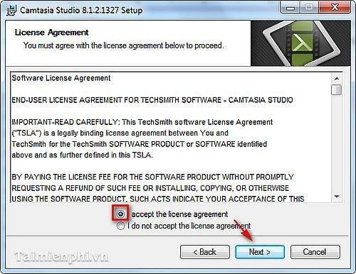[TaiMienPhi.Vn] Cách cài Camtasia Studio 9, 8, phần mềm quay video màn hình