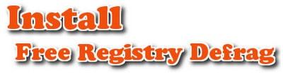 cach cai Free Registry Defrag