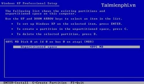 Windows XP SP3 Update (KB4012598) - Bộ cài đặt hệ điều hành Windows XP