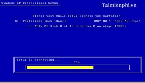 Cài đặt Win XP bằng USB cho PC, Laptop 10