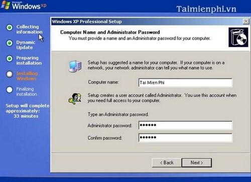 Cài đặt Win XP bằng USB cho PC, Laptop 17