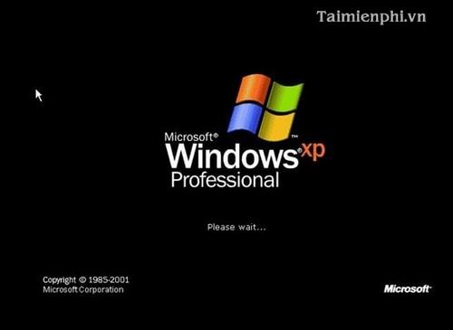 Cài đặt Win XP bằng USB cho PC, Laptop 21