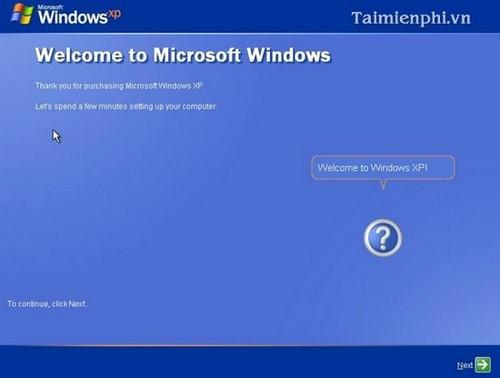 Cài đặt Win XP bằng USB cho PC, Laptop 22