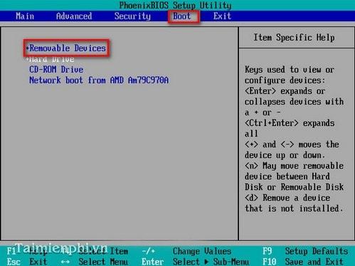 Cài đặt Win XP bằng USB cho PC, Laptop 4