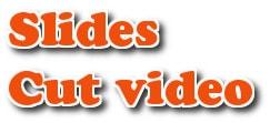 cat video nhung trong slideshow