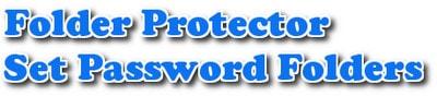 dat mat khau cho thu muc bang Folder Protector