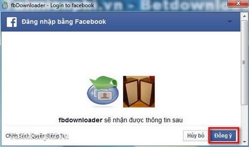 Tải ảnh facebook, download images Facebook về PC, Laptop, điện thoại