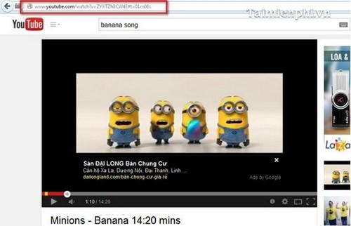 Thiết lập phát Video Youtube tại thời điểm định sẵn