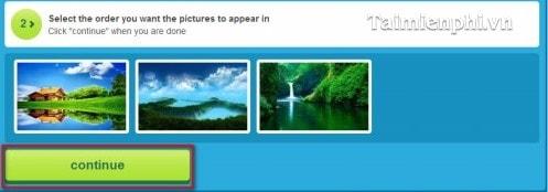 Tạo ảnh động trực tuyến, online bằng Makeagif
