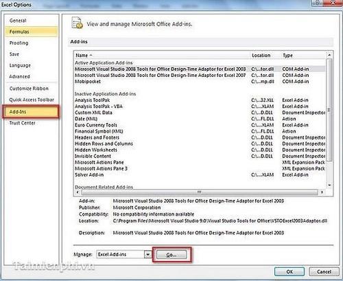 Excel 2010 32bit,64bit - Hướng dẫn tải, cài đặt Excel 2010 chi tiết nhất 1