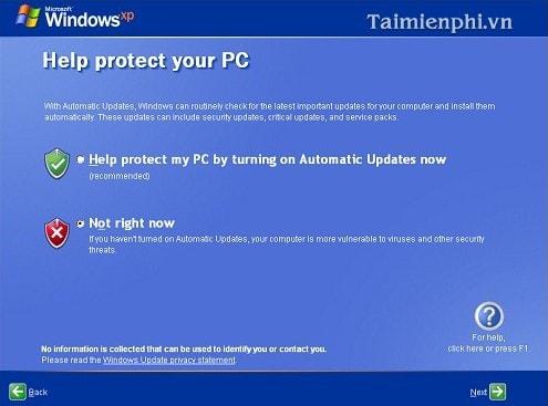 Cài Win XP từ ổ đĩa CD, setup Windows XP qua ổ đĩa CD, DVD 17