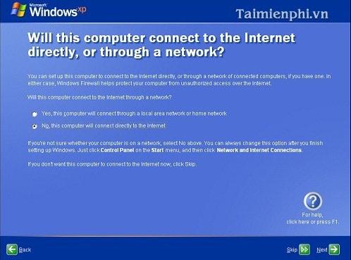 Cài Win XP từ ổ đĩa CD, setup Windows XP qua ổ đĩa CD, DVD 18